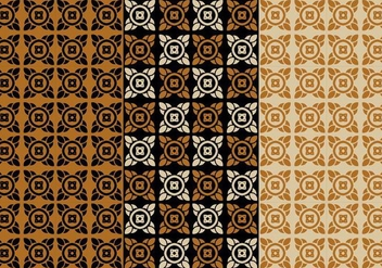 Free Thai Seamless Patterns - vector #345331 gratis