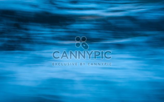 Abstract background of blue sea - Free image #347221