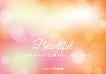 Beautiful Blurred Background - Free vector #347511