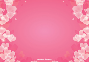 Cute Valentine's Day Illustration - vector gratuit #348311