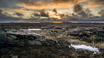 Sunrise in Southern Peninsula - Iceland - Landscape photography - бесплатный image #348341