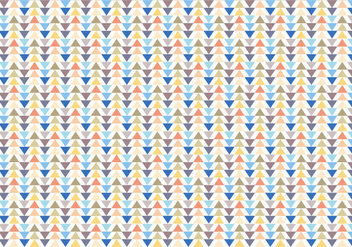 Geometric Triangle Pattern Vector - Free vector #349111