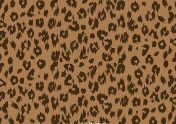 Leopard Skin Pattern - Kostenloses vector #349141