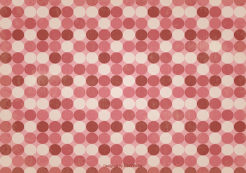 Old Retro Style Vector Pattern Background - Free vector #350501