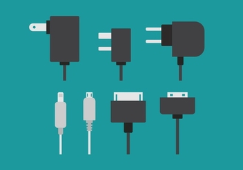 FREE CHARGER VECTOR - vector #352581 gratis