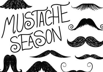 Free Movember Vectors - Free vector #354091
