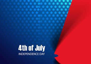 4th Of July Independence Day In United States Of America - Kostenloses vector #354401