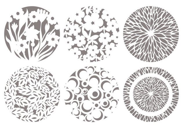 Laser cut decorative vectors free vector download 356001 for Free laser cutter templates