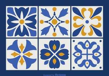 Free Talavera Vector Tiles - Free vector #356151