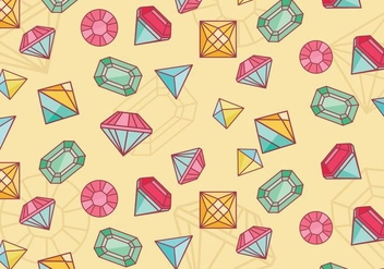 Strass Pattern Vector - бесплатный vector #356661