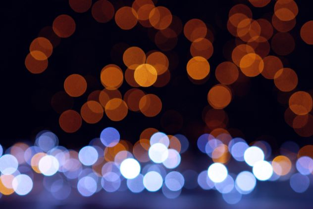 Christmas bokeh background - Free image #359181