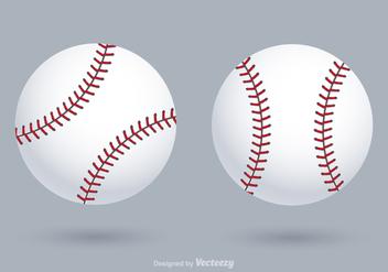 Free Vector Baseballs - Free vector #359311