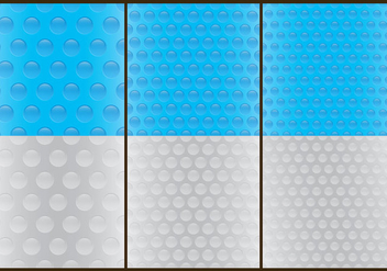 Bubble Wrap Pattern Vectors - Free vector #359511