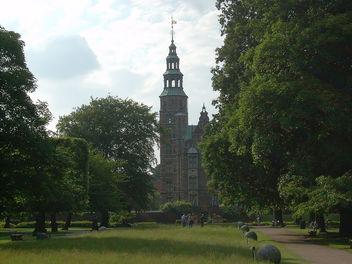 Denmark (Copenhagen) Rosenborg Palace - бесплатный image #359721