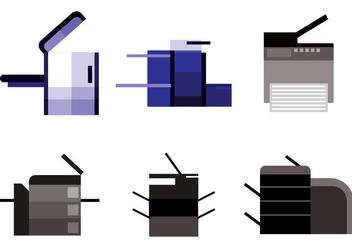 Photocopier Vector - Free vector #364091