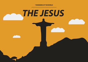 FREE JESUS VECTOR - бесплатный vector #364401