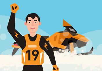 Vector Jet Ski - Free vector #364561