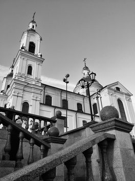 Vitebsk Assumption Cathedral, Belarus - бесплатный image #365111