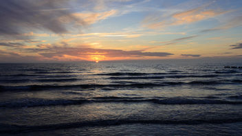 Sunset - Kostenloses image #365201
