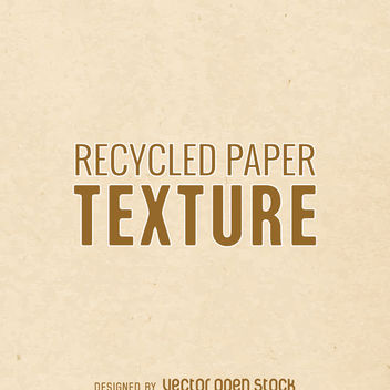 Recycled paper texture - vector gratuit #366161