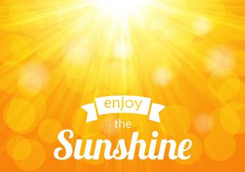 Free Shiny Sunburst Vector - Kostenloses vector #366591