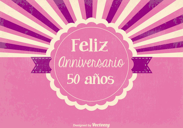 Anniversario Illustration - Free vector #369601