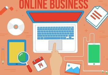 Free Online Vector Business - Kostenloses vector #371611