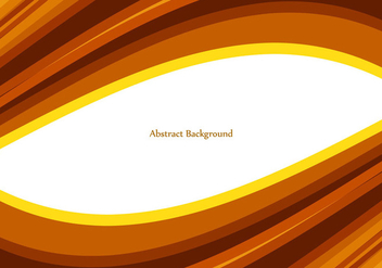 Free Vector Brown Wavy Background - Free vector #371621