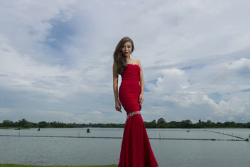 Beauty by the Lake - Free image #372321