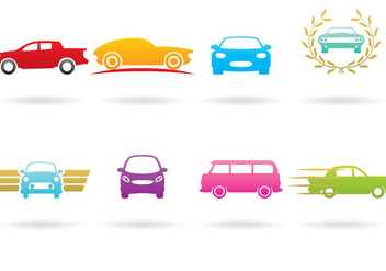 Car Logos - vector #373241 gratis