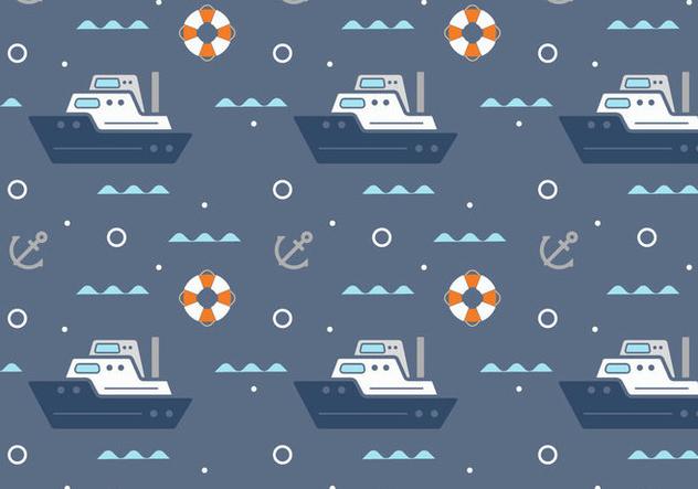 Free Nautical Vector 3 - vector #373951 gratis