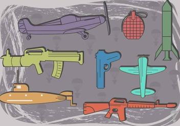 World War II - vector #374131 gratis