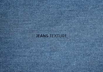 Free Vector Blue Jeans Texture - Free vector #375501