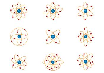 Free Atomium Vectors - бесплатный vector #376091