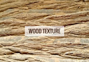Free Vector Wood Texture - бесплатный vector #377951