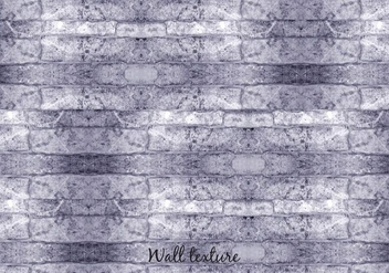 Free Vector Stone Wall Texture - Free vector #379071