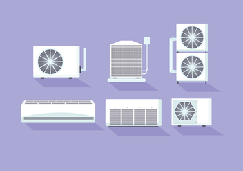 HVAC Vector - Free vector #380101