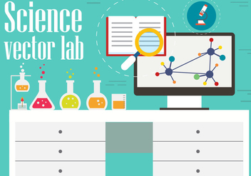Free Science Office Vector - Kostenloses vector #382741