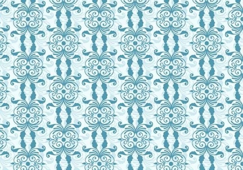 Free Vector Western Flourish Pattern - Free vector #382791