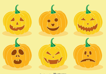 Funny Halloween Vector - Free vector #383371