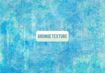 Free Vector Blue Grunge Texture - Free vector #383921