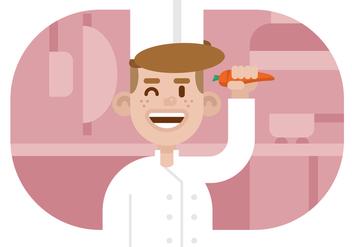 Vector Chef - Kostenloses vector #384351