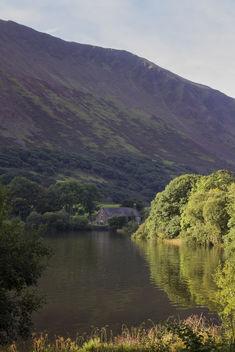 Tal-y-Llyn Lake, North Wales / Llyn Mwyngil, Gwynedd - Kostenloses image #386131