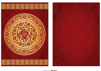 Chinese Red Packet Illustration - vector gratuit #389671