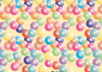Colorful Sequin Background - vector #389791 gratis