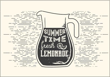 Free Vector Lemonade - бесплатный vector #391021