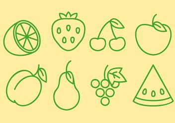 Free Fruit Vector - Free vector #391451