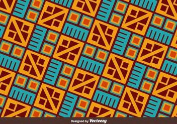 Ethnic Inca Vector Pattern - Kostenloses vector #391711