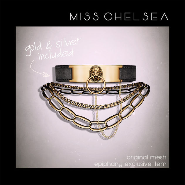 .miss chelsea. epiphany exclusive - opens 15th october - Free image #391741