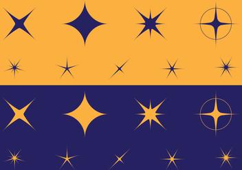 Sparkles Icon - Kostenloses vector #393711